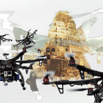 Drone city 4