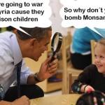 Obama-should-bomb-Monsanto