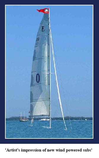 Sub Sails