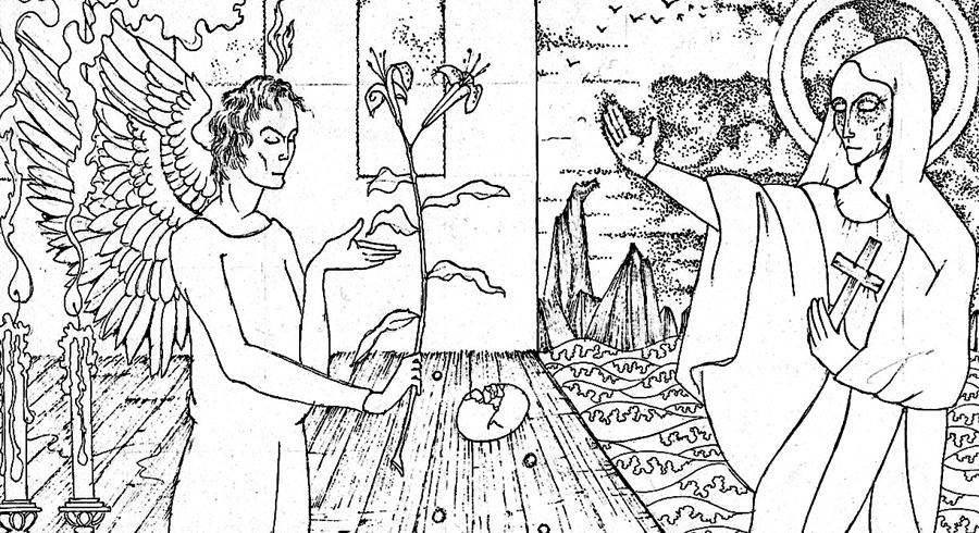 Esoteric Annunciation (1972)