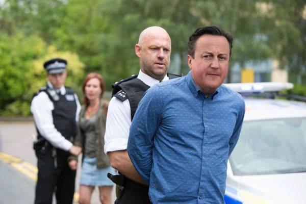 cameron arrest