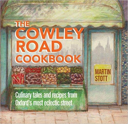 cowley road cookbook