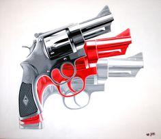 gun art 2
