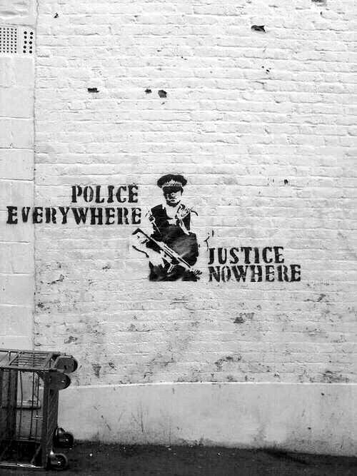 police everywhere