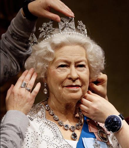queen madame tussauds