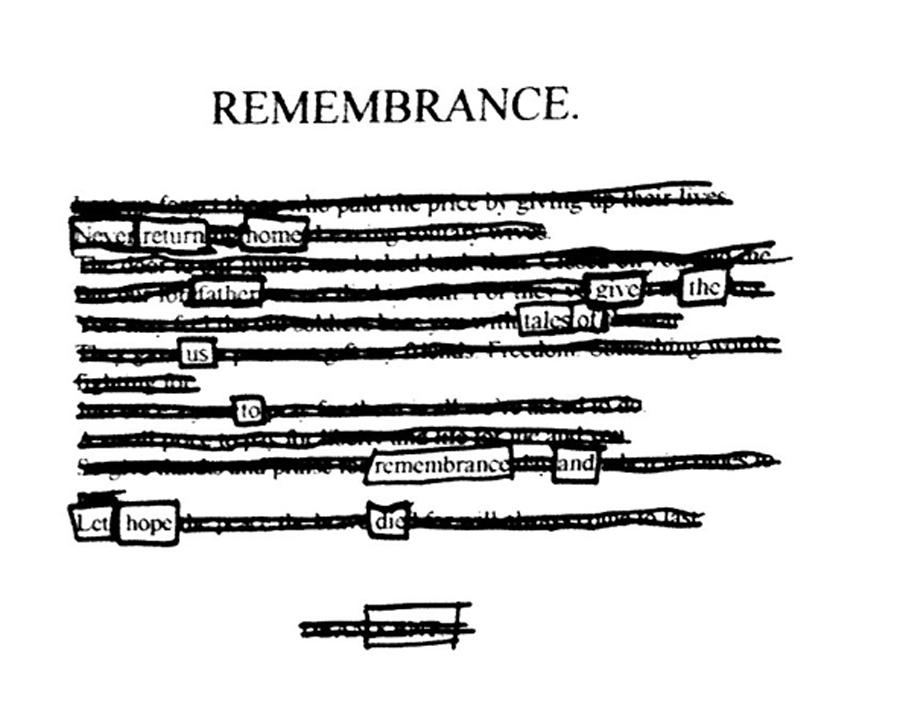 remembrance..Kent